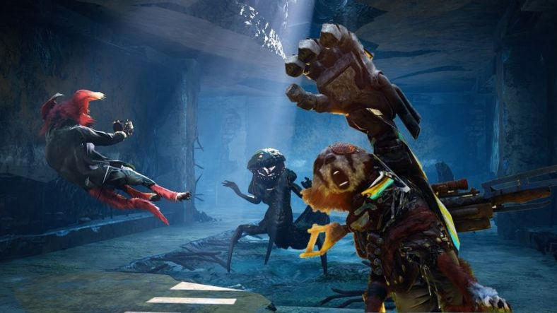 Biomutant Vehicles Guide – Vehicle Types, How to Get All Vehicles