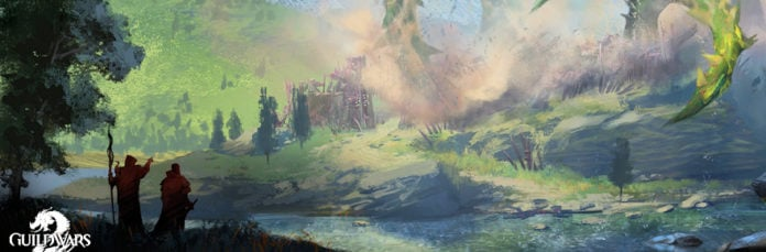 Guild Wars 2 repromotes living world season 2 starting today – for free