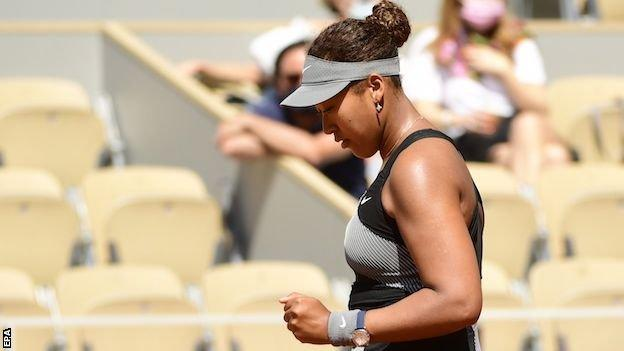 French Open 2021: Naomi Osaka faces default from Grand Slam for refusing to speak to media