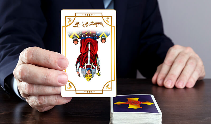 The Hierophant Reversed Love Tarot Card and Upright Meaning