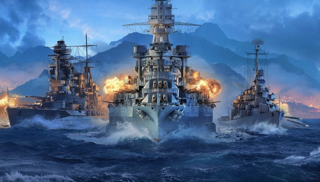 World of Warships Update 1.59 Patch Notes Download Size