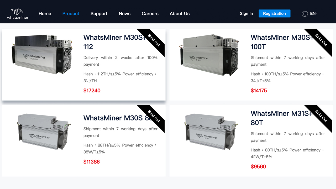 BTC Mining Devices 'Out of Stock' Worldwide- 6 Chinese Mining Rig Makers Dominate the ASIC Industry in 2021 – Mining Bitcoin News
