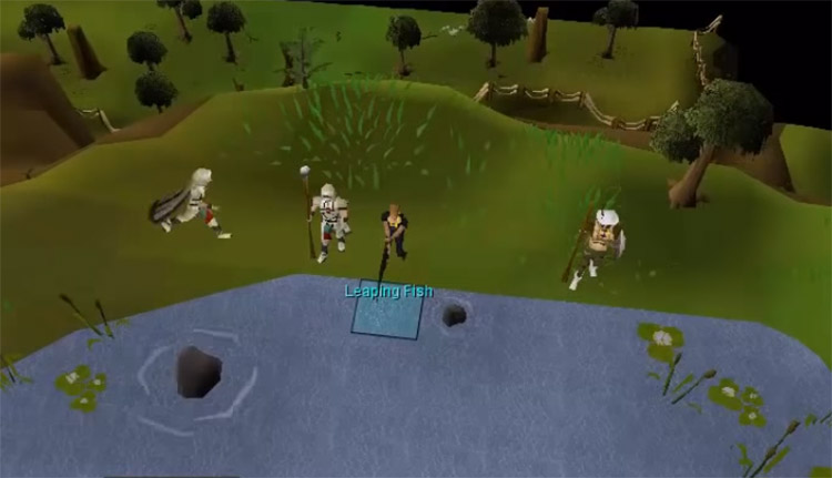 The Best Fishing Methods For Profit & XP –
