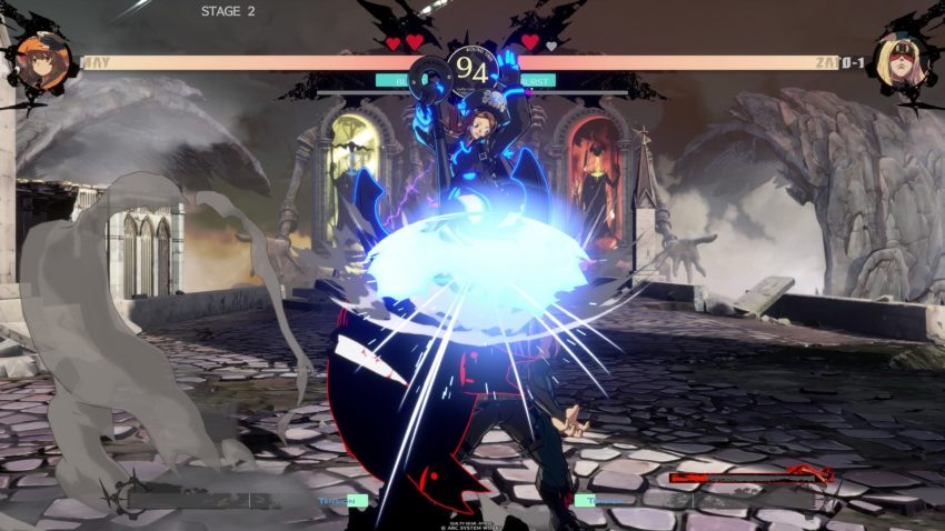 Guilty Gear Strive – How to play as May