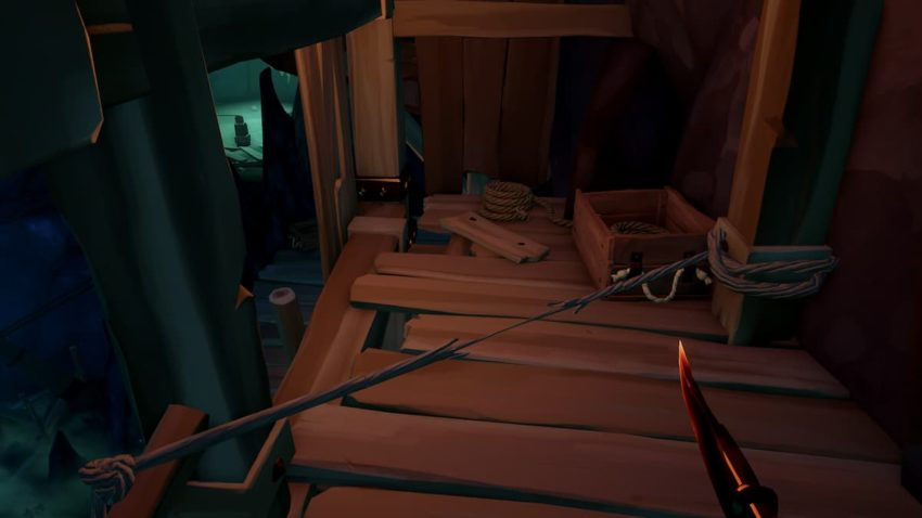 Sea of Thieves – A Pirate's Life Tall Tale quest guide