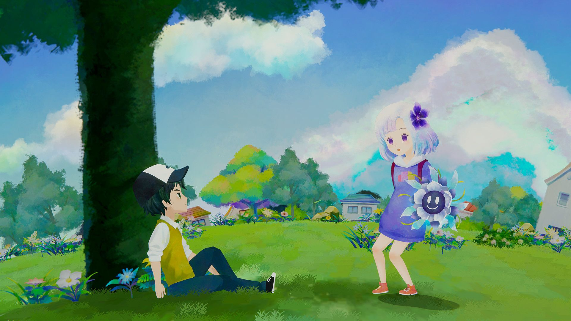 Sumire – A Beautiful Yet Dark Story Hidden in a Colorful World