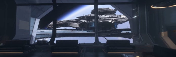 Star Citizen talks about the creation of the Bengal carrier and hosts a competition to celebrate Pride