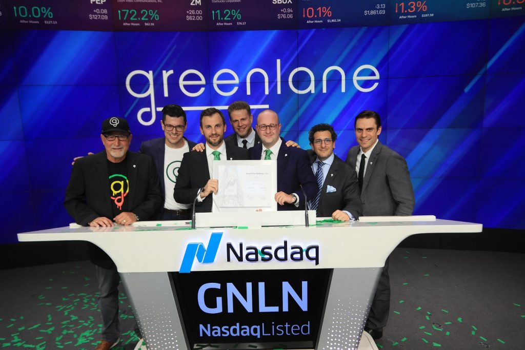 CEOs of Two Leading Ancillary Cannabis Stocks Discuss the Future…