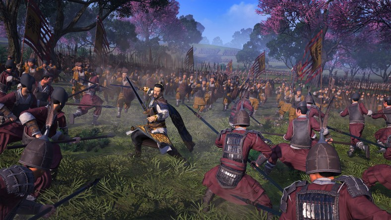 Three Kingdoms Review Bombed After Final Update