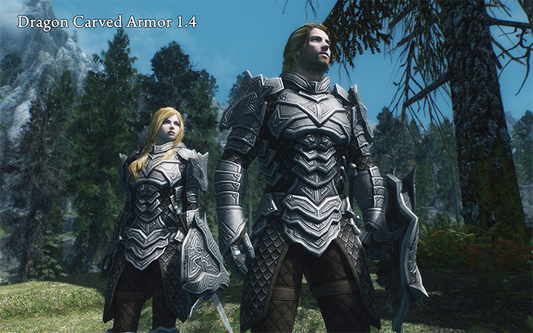 The Best Knight Armor Mods For Skyrim (All Free) –