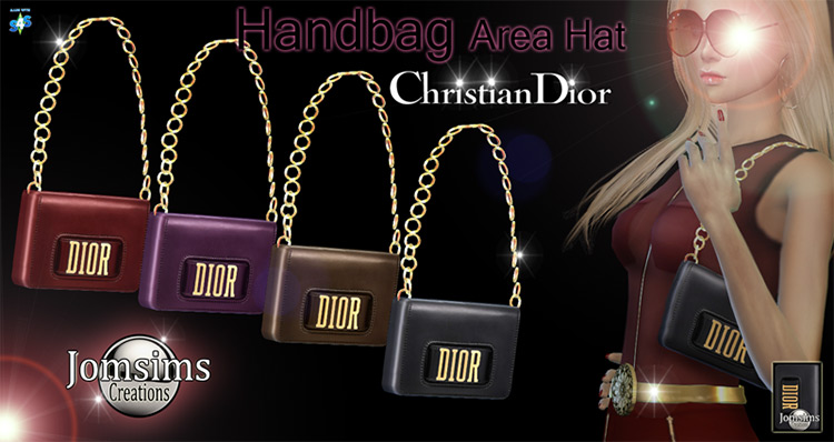 Best Christian Dior CC For The Sims 4 (All Free) –