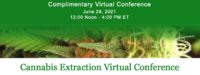 Mark Your Calendars: The Cannabis Extraction Virtual Conference