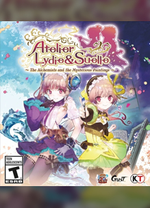 Atelier Lydie & Suelle The Alchemists and the Mysterious Paintings –