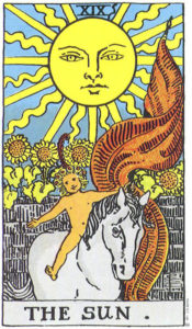 Light Yourself Up with the Summer Solstice & Tarot