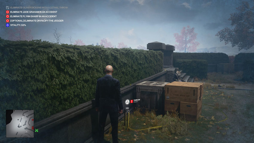 Hitman 3 Escalation – The Sloth Depletion Silent Assassin and all challenges guide