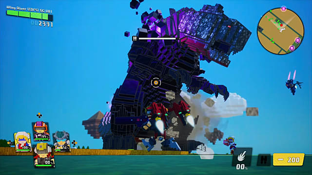 Earth Defense Force: World Brothers Review — A Particle-Filled Block Frag Fest